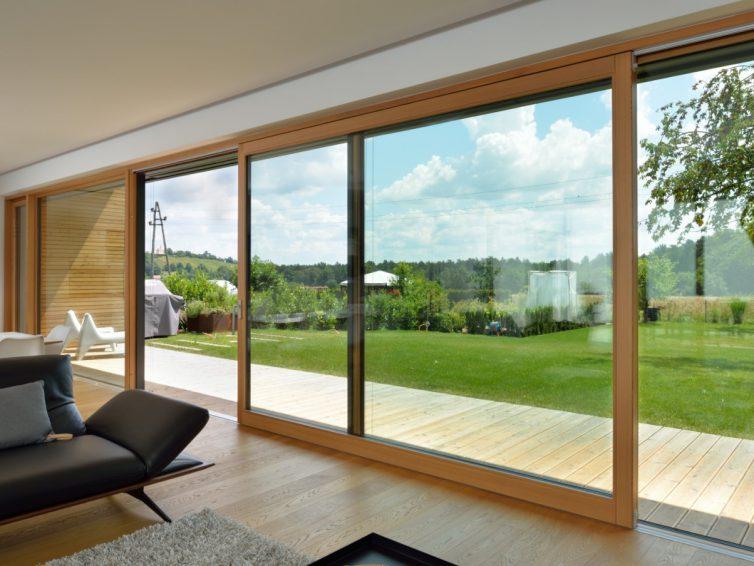 Si za lesena okna?