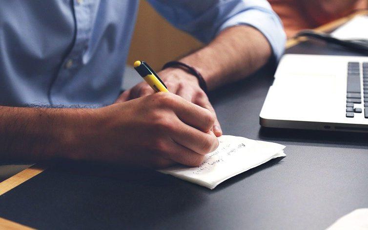 Kemični svinčniki so spremenili način pisanja